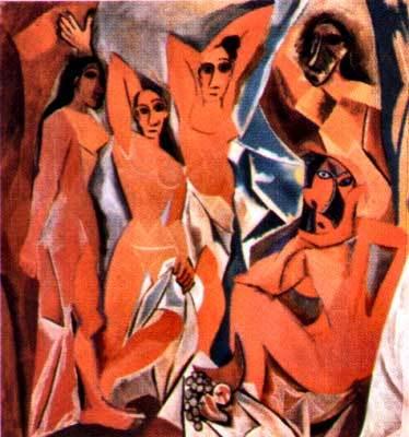 Les-Demoiselles-d-Avignon