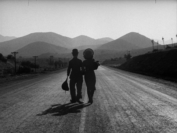 Chaplin - the end