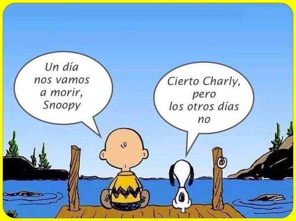 Snoopy y el existencialismo