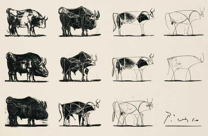 picasso_bulls