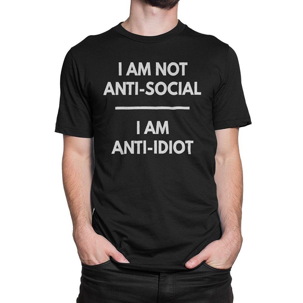 camisa anti-idiotas